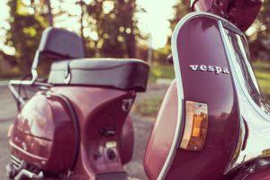Geweldig mooie scooter